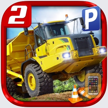 Mining Trucker Parking Simulator a Real Digger Construction Truck Car Park Racing Games by Play With Games Ltd (Universal)