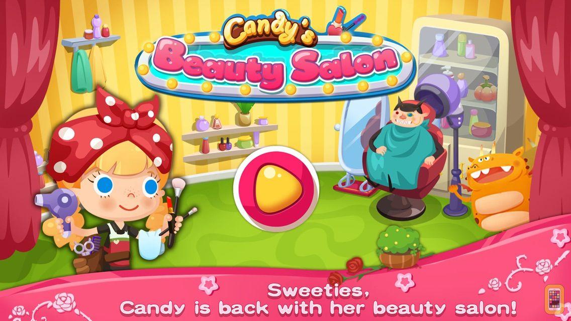 Screenshot - Candy's Beauty Salon