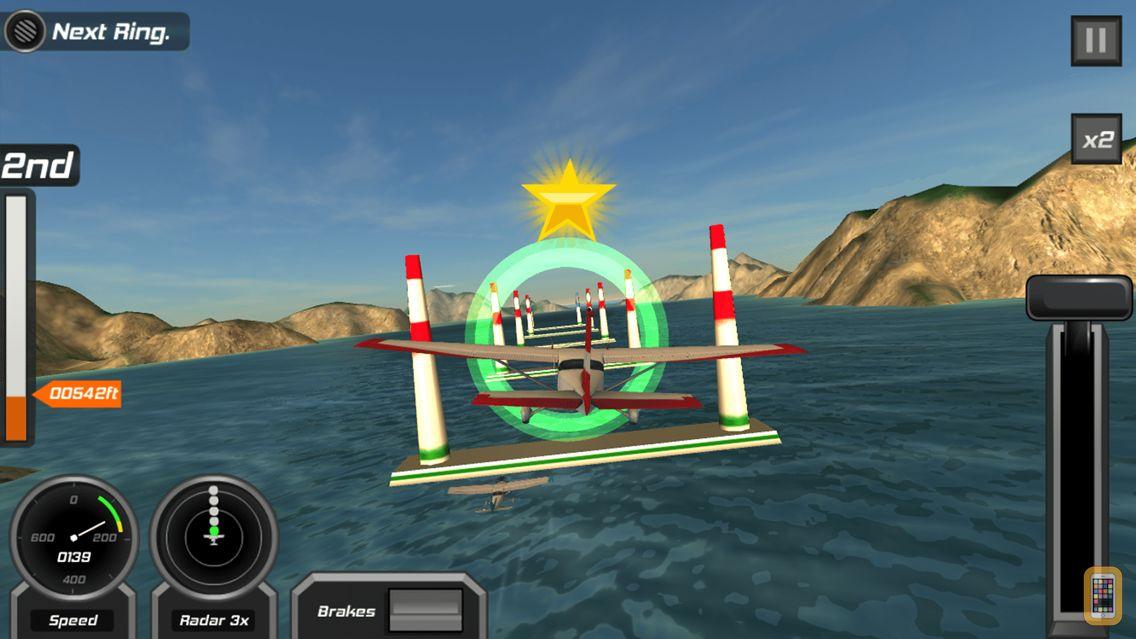 Screenshot - Flight Pilot Simulator 3D!