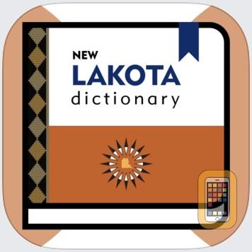 New Lakota Dictionary - Mobile by Lakota Language Consortium (Universal)