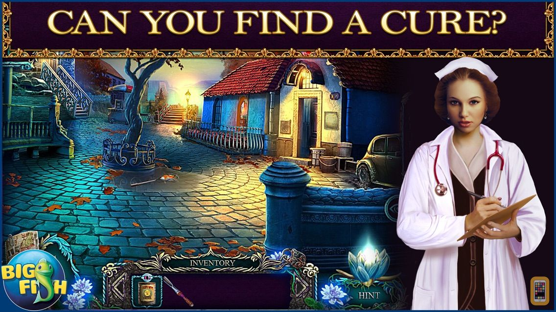 Screenshot - Shiver: Lily's Requiem - A Hidden Objects Mystery (Full)