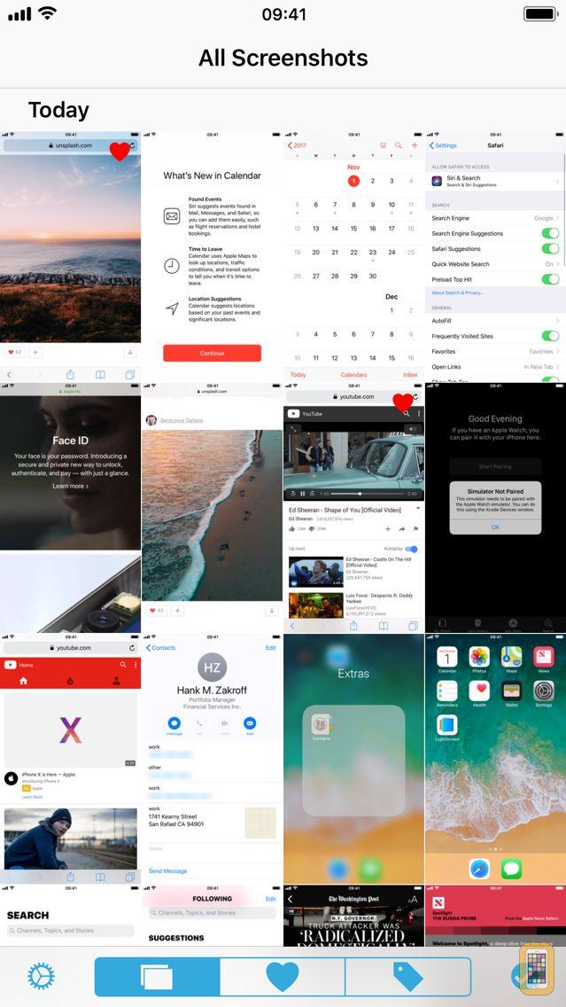 Screenshot - LightScreen
