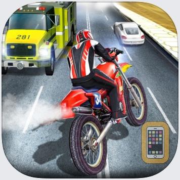Bike Traffic Race Mania a Real Endless Road Racing Run Game by Pixelmob (Universal)