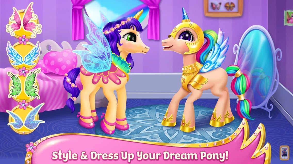 Screenshot - Coco Pony - My Dream Pet
