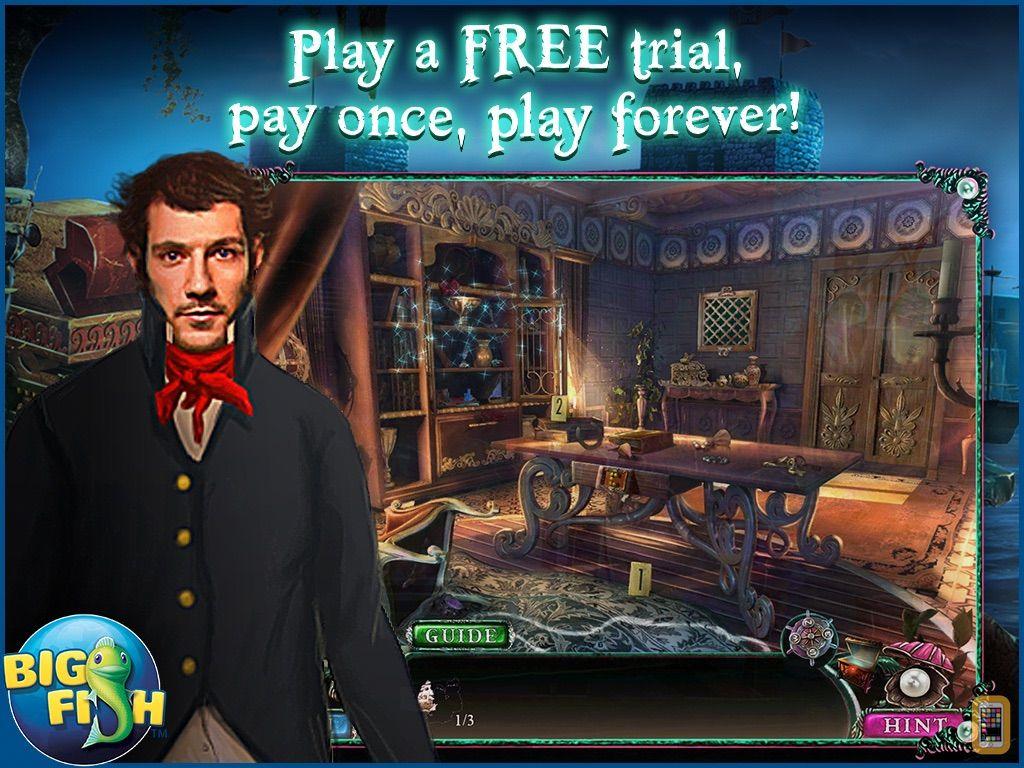 Screenshot - Sea of Lies: Nemesis HD - A Hidden Object Detective Adventure