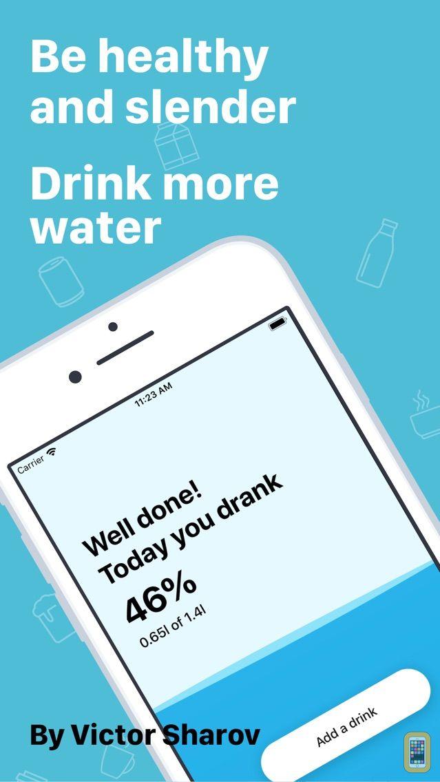 Screenshot - My Water Balance