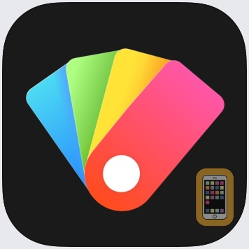 Swatches: Live Color Picker by Andrew Campoli (iPhone)
