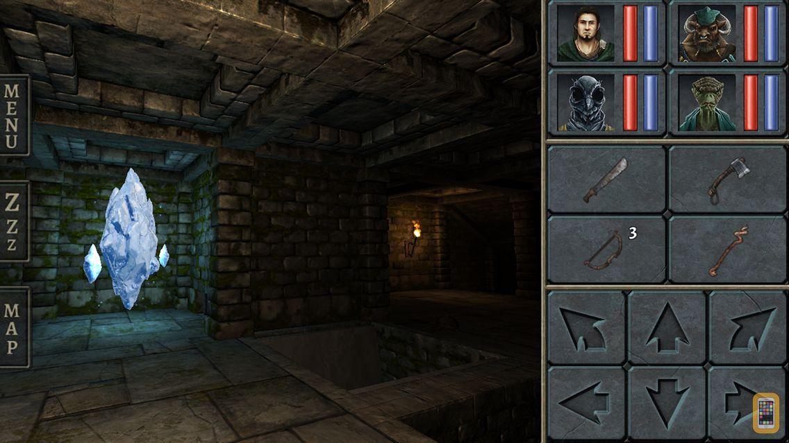 Screenshot - Legend of Grimrock