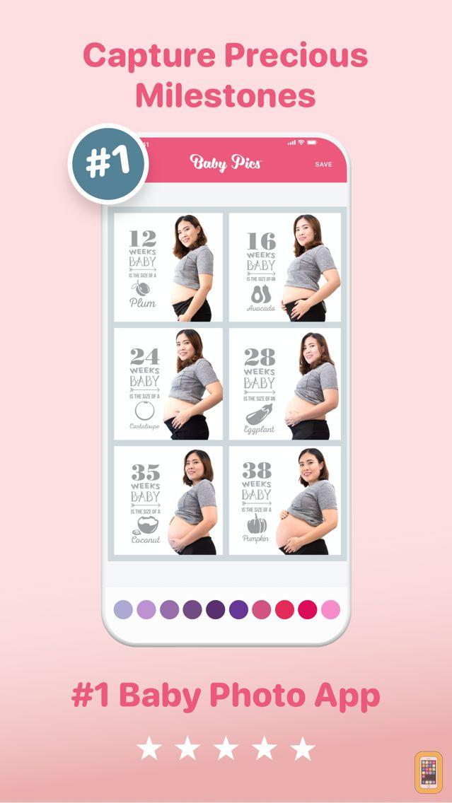 Screenshot - Baby Pics - Photo Editor