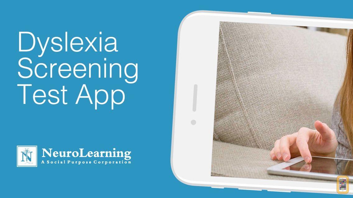 Screenshot - Dyslexia Screening Test App