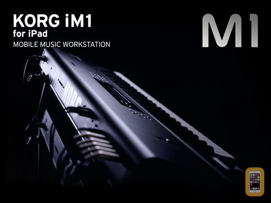 Screenshot - KORG iM1
