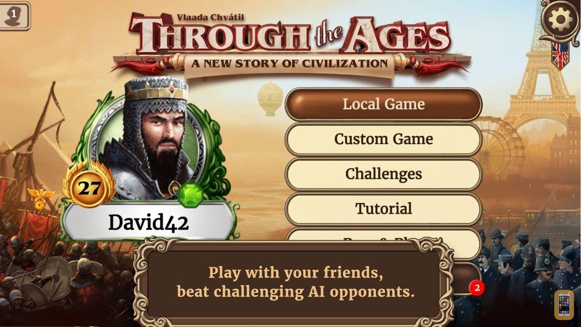 Screenshot - Through the Ages
