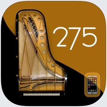 Ravenscroft 275 Piano by UVItouch (Universal)
