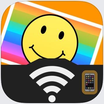 SMACom Wi-Fi Photo Transfer : Send Image and Movie to a PC directly communicate by MEDIA NAVI,Inc. (Universal)