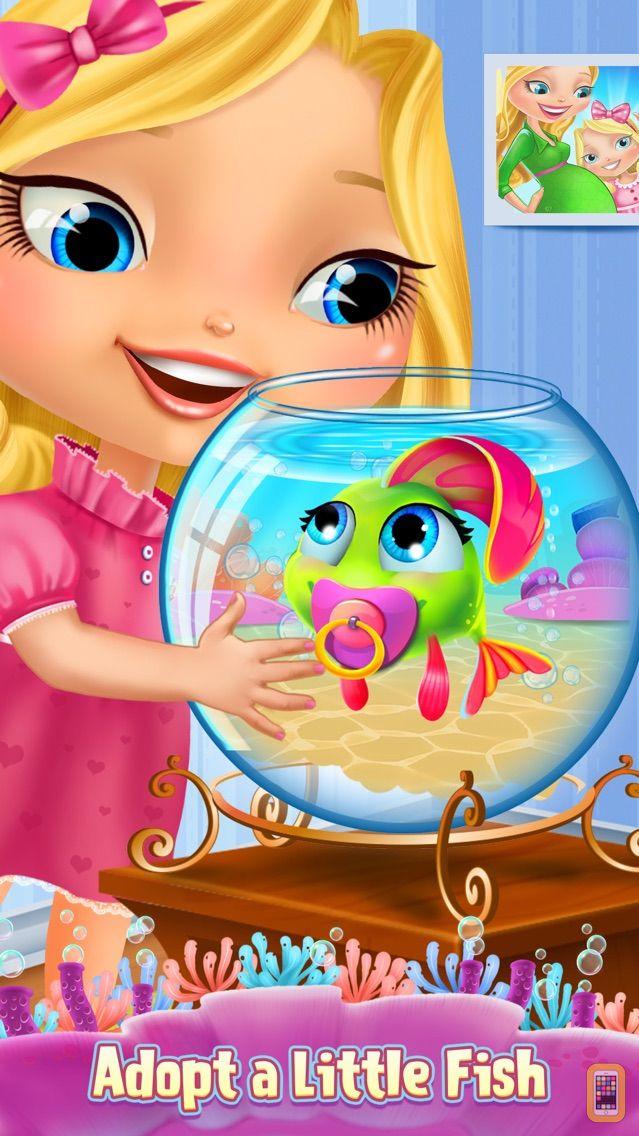 Screenshot - My Little Fish - My Underwater Friend