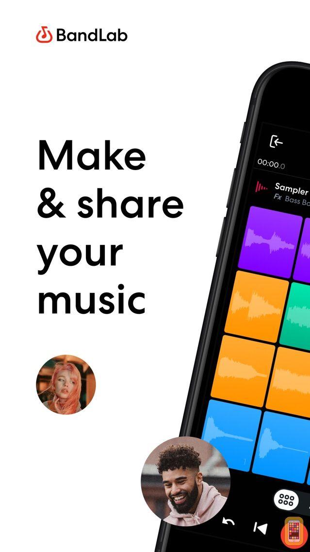 Screenshot - BandLab – Music Making Studio
