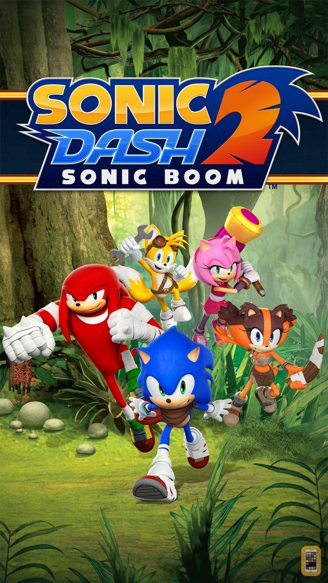 Screenshot - Sonic Dash 2: Sonic Boom