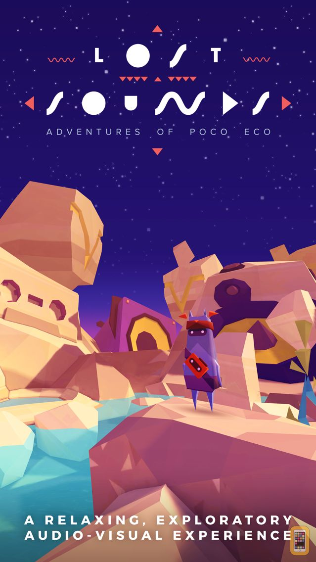 Screenshot - Adventures of Poco Eco - Lost Sounds: Experience Music and Animation Art in an Indie Game