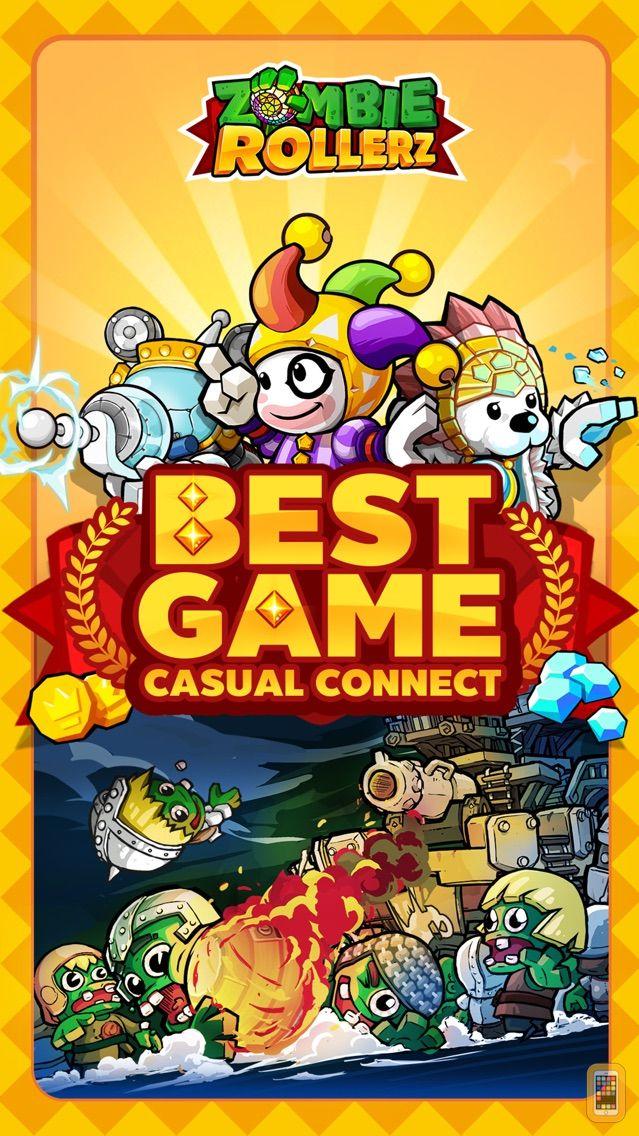 Screenshot - Zombie Rollerz