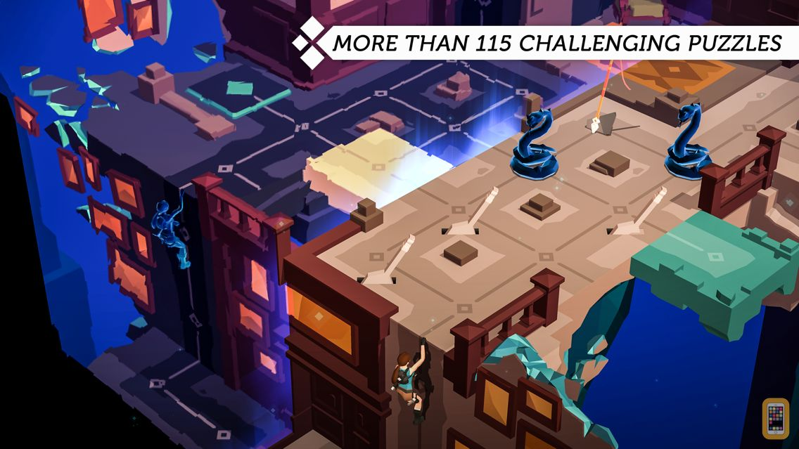Screenshot - Lara Croft GO