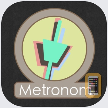 Metronom - The groovy Speed and Rhythm Trainer by Thomas Arndt (Universal)