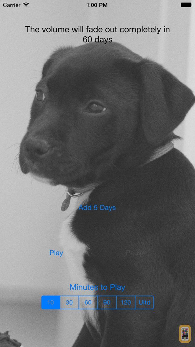 Screenshot - Puppy Calmer