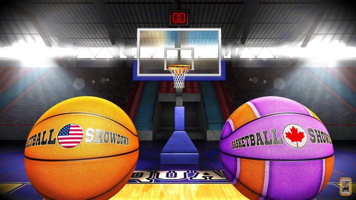 Screenshot - Basketball Showdown 2015