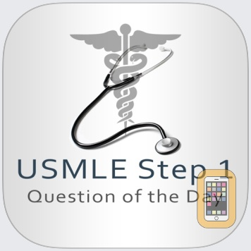 USMLE Step 1 Question of the Day by Learn From Apps (Universal)