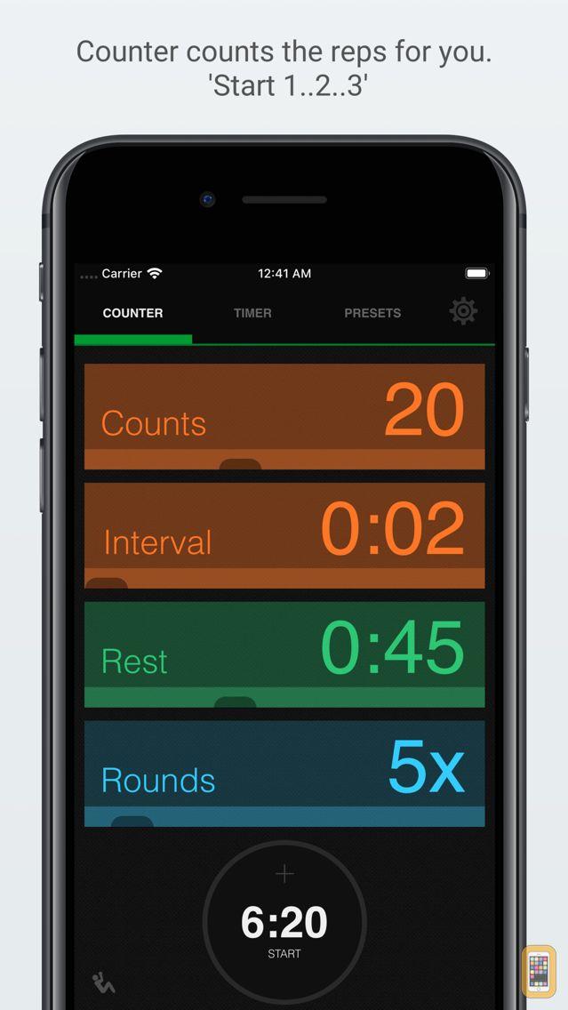 Screenshot - iCountTimer Pro