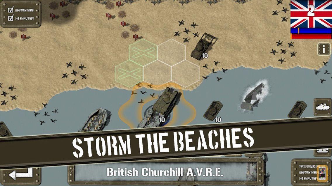 Screenshot - Tank Battle: Normandy