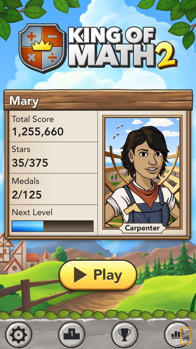 Screenshot - King of Math 2: Full Game