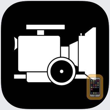 MAVIS - Pro Camera by Mavis Broadcast (iPhone)