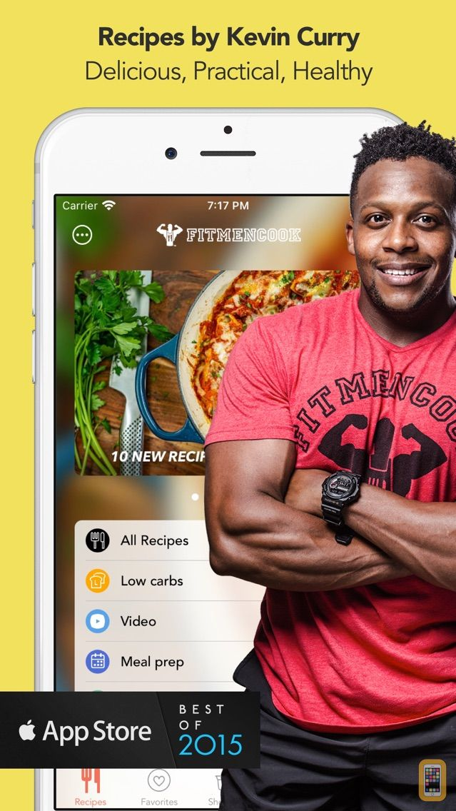 Screenshot - Fit Men Cook - Healthy Recipes