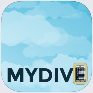 MyDive by Re Raise Design (iPhone)