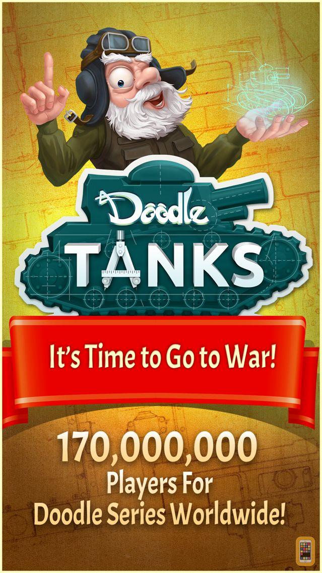 Screenshot - Doodle Tanks™