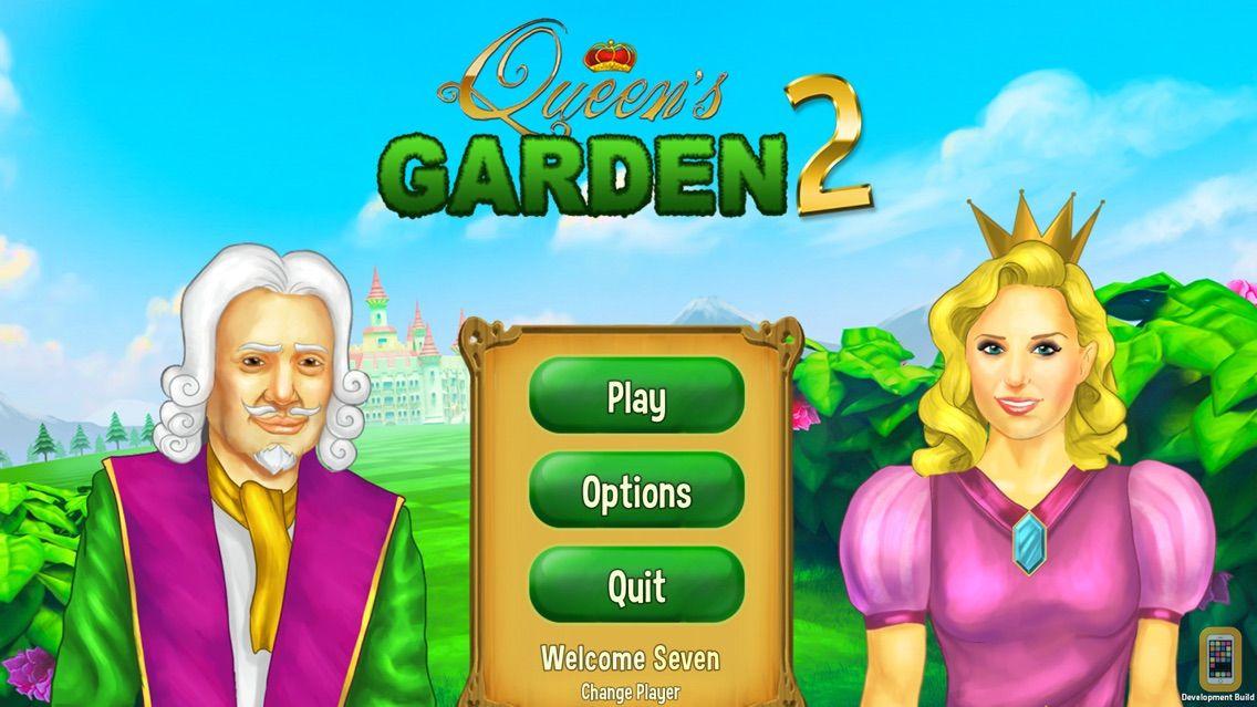 Screenshot - Queen's Garden 2 - A Gardening Match 3 Game (Full)