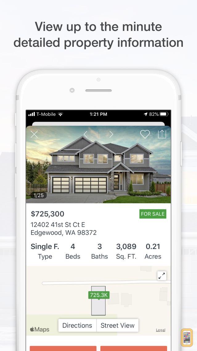 Screenshot - Xome Real Estate