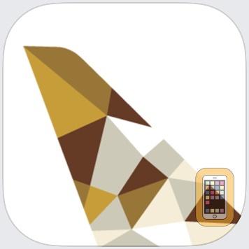 Etihad Airways by Etihad Airways (iPhone)