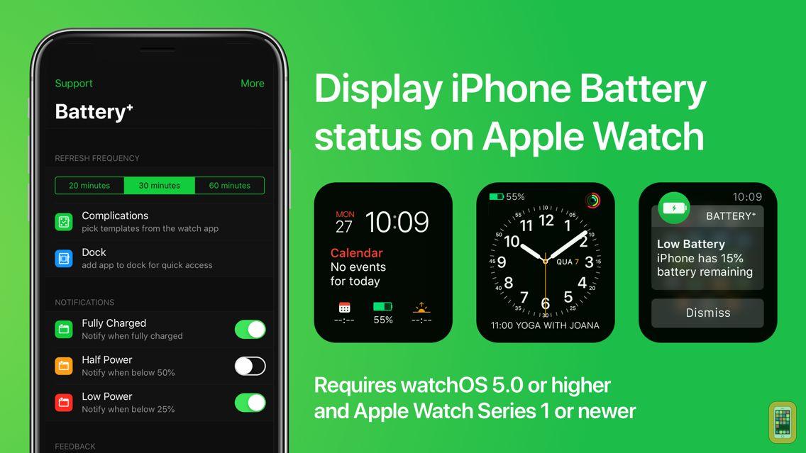 Screenshot - Battery⁺