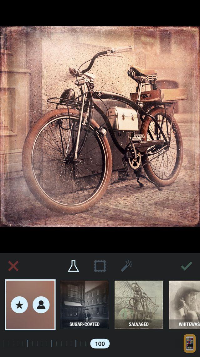Screenshot - Formulas - Photo Lab Effects and Custom Frames