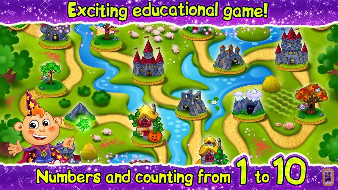 Screenshot - Counting & Numbers. Learning Games For Toddlers