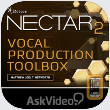 AV For iZotope Nectar 2 by ASK Video (Universal)