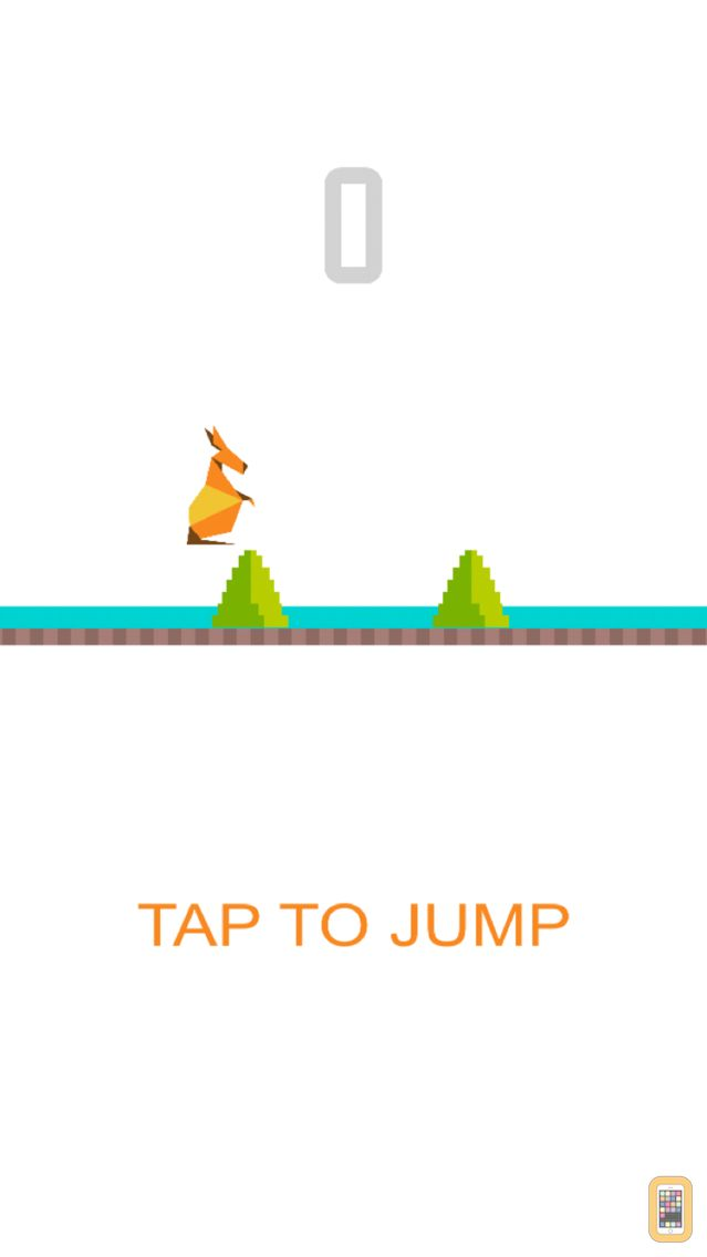 Screenshot - Jumpy Kangaroo