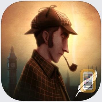 iDoyle: Sherlock Holmes by iClassics Productions, S.L. (Universal)