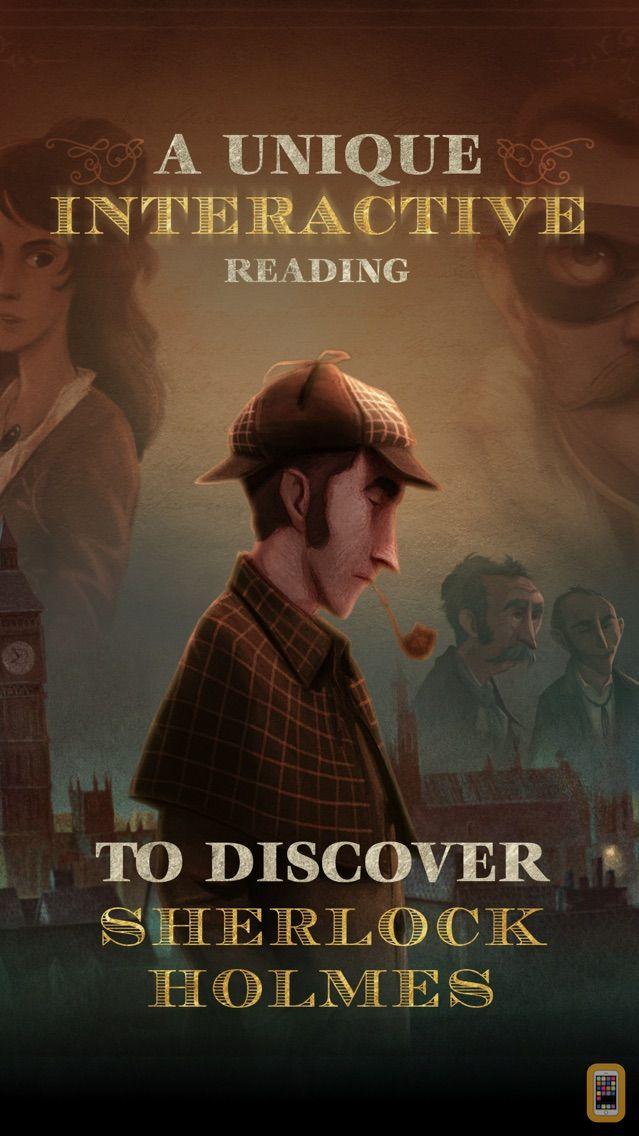 Screenshot - iDoyle: Sherlock Holmes