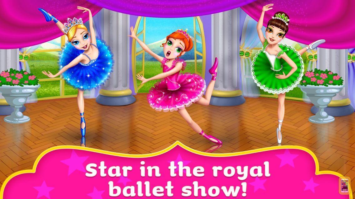 Screenshot - Ballet Dancer - Royal Competition