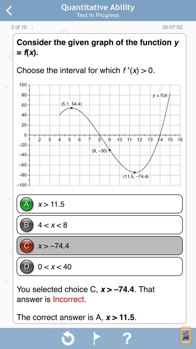Screenshot - Barron's PCAT Exam Review Practice Questions