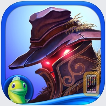 League of Light: Wicked Harvest - A Spooky Hidden Object Game (Full) by Big Fish Games, Inc (iPhone)