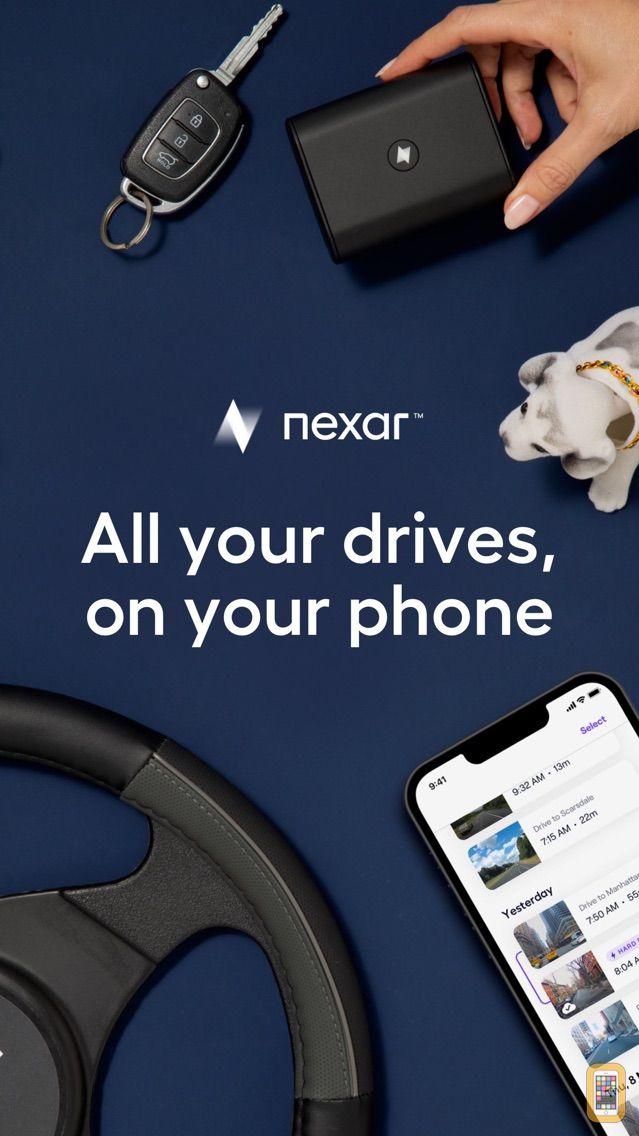 Screenshot - Nexar - AI Dash Cam