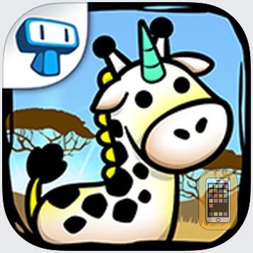 Giraffe Evolution | Clicker Game of the Mutant Giraffes by Tapps Tecnologia da Informação Ltda. (Universal)